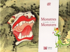 Stephane Girel, Léon Art & Stories, Hélène Kerillis, Illustration, Jeunesse, Art, Album